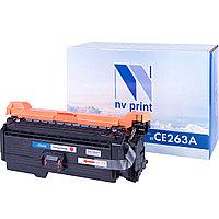 Картридж NVP совместимый HP CE263A Magenta для LaserJet Color CP4025dn/CP4025n/CP4525dn/CP4525n/CP45