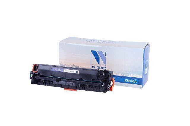 Картридж NVP совместимый HP CE410A Black для LaserJet Color M351a/M375nw/M451dn/M451dw/M451nw/M475dn