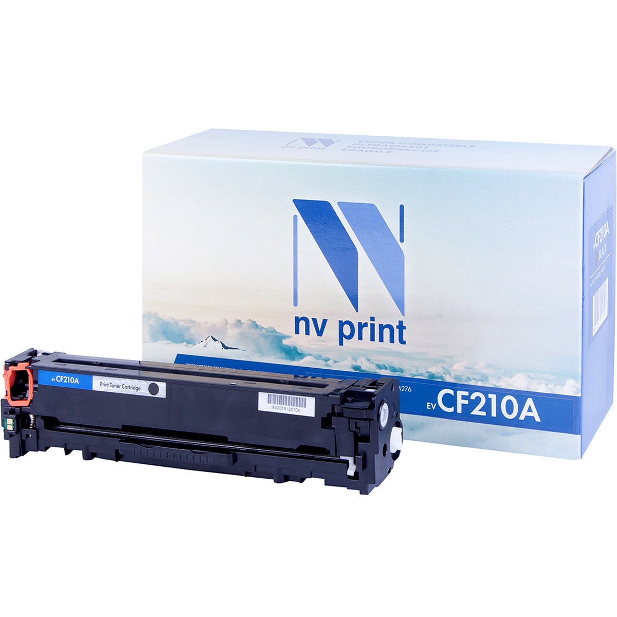 Картридж NVP совместимый HP CF210A Black для LaserJet Color Pro M251n/M251nw/M276n/M276nw (1600k)