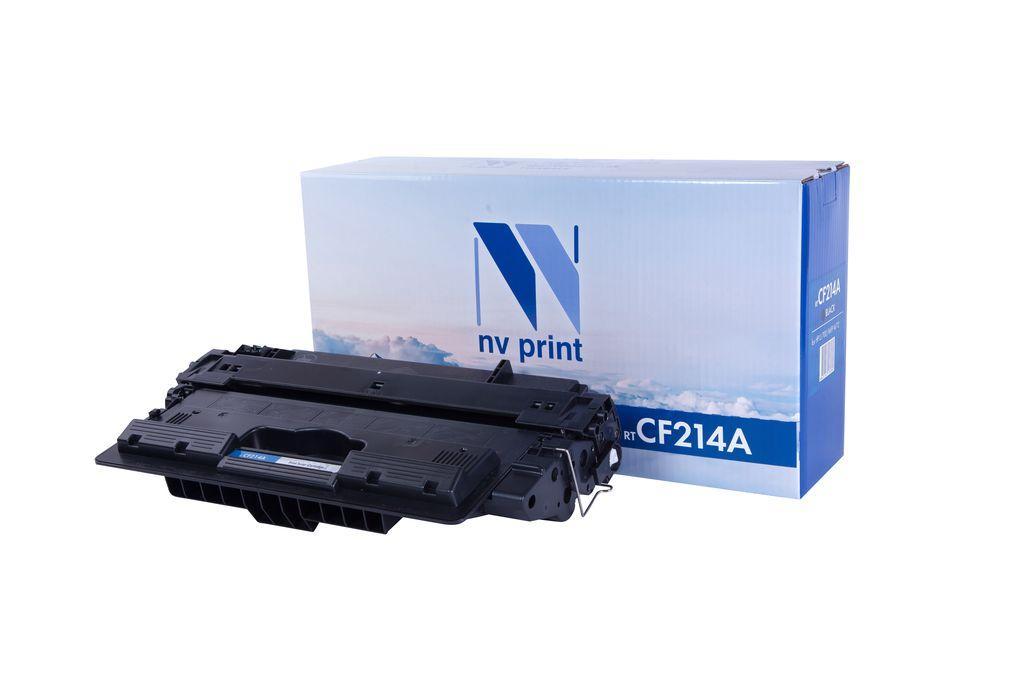 Картридж NVP совместимый HP CF214A для LaserJet M712xh/M712dn/M725dn/M725f/M725z/M725z+ (10000k)