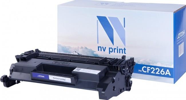 Картридж NVP совместимый HP CF226A для LaserJet Pro M402/MFP-M426 (3100k)