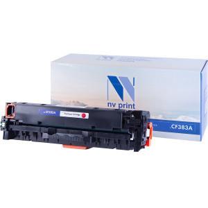 Картридж NVP совместимый HP CF383A Magenta для LaserJet Color Pro M476dn/M476dw/M476nw (2700k)