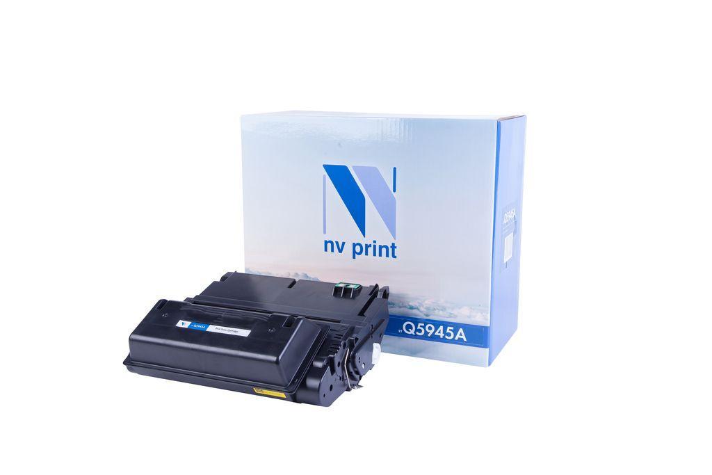 Картридж NVP совместимый HP Q5945A для LaserJet M4345/M4345x/M4345xm/M4345xs/4345/4345xs/4345x/4345x
