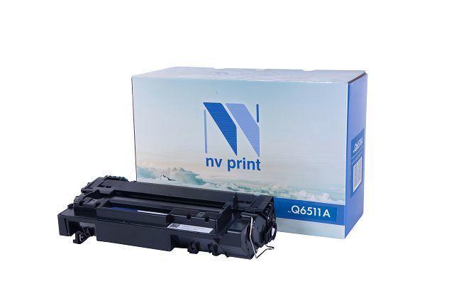 Картридж NVP совместимый HP Q6511A для LaserJet 2410/2420/2420d/2420dn/2420n/2430dtn/2430t/2430tn (6000k)