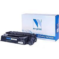 Картридж NVP совместимый NV-Q5949X для HP LaserJet 1320tn/3390/3392 (6000k)