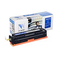 Картридж NVP совместимый HP CB541A/Canon 716 Cyan для LaserJet Color CP1215/CM1312/CM1312nfi/CP1215/Canon i-SENSYS