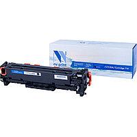 Картридж NVP совместимый HP CC530A/Canon 718 Black для LaserJet Color CP2025/CP2025dn/CP2025n/MFP-CM2320fx/CM2320n/Canon MF724Cdw/MF728Cdw  i-SENSYS