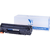 Картридж NVP совместимый HP CE278A/Canon 728 для LaserJet Pro P1566/M1536dnf/P1606dn/Canon MF4580/4570/4550/4450/4430/4410 (2100k)