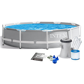 Каркасный бассейн Intex 26702 ( 305 х 76 см, на 4485 л. ), фото 2