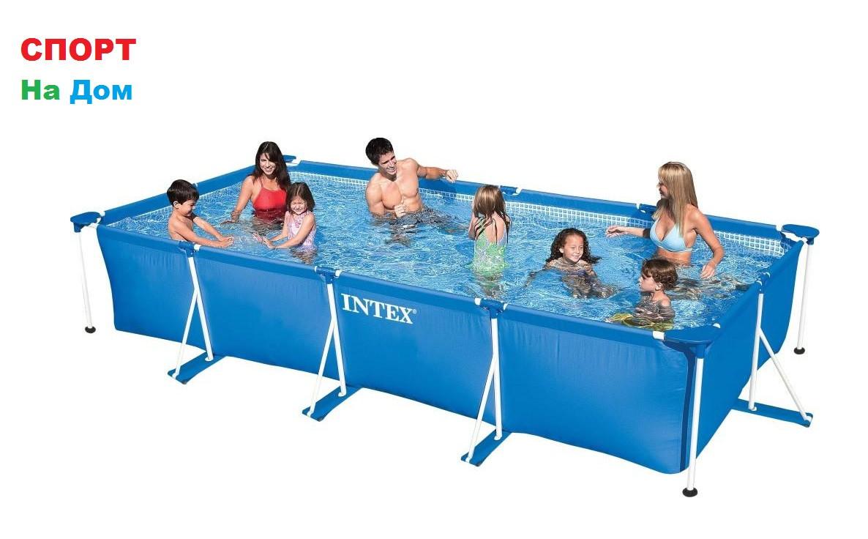 Каркасный бассейн Intex 28273 (450 х 220 х 84 см, на 7127 литров)