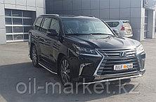 Защита порогов для Lexus LX 570 (2015-), фото 3