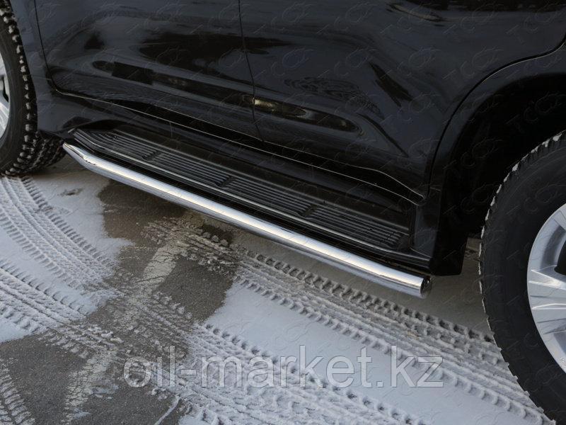 Защита порогов для Lexus LX 570 (2015-)