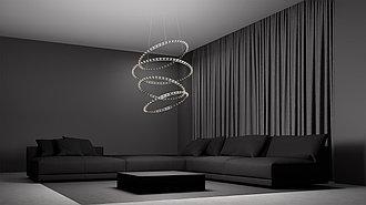 Светильник светодиодный подвесной
