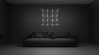 Светильник подвесной светодиодный
