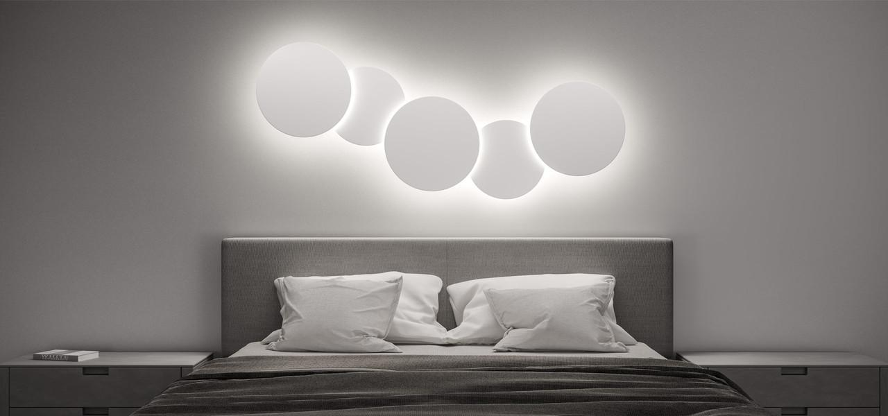 Декоративный светодиодный светильник шары