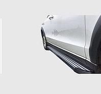 Подножки на Lexus RX 2016- DZY Style, фото 1