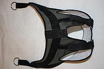 Петля Глиссона (Глисона) Нагрузка до 100 кг - шейный тренажер. Вытяжение петлей, фото 3