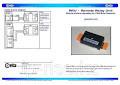 Внешний блок управления Металлодетектора арочного
