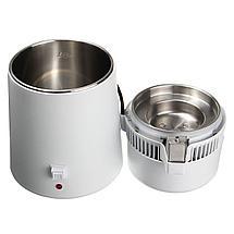 Бытовой дистиллятор воды - BL 9803. Аквадистиллятор электрический лабораторный. 4л, фото 3