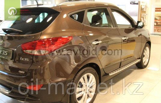 Пороги, Original Style для Hyundai IX 35(2010-2015)