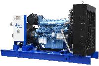 Дизельный генератор ТСС АД-400С-Т400-1РМ9