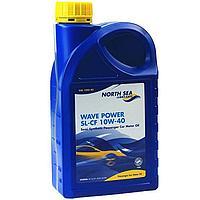 Моторное масло NORTH SEA 10W-40 WAVE POWER SL-CF 1L