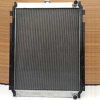 Водяной алюминиевый радиатор экскаватора E320B Caterpillar