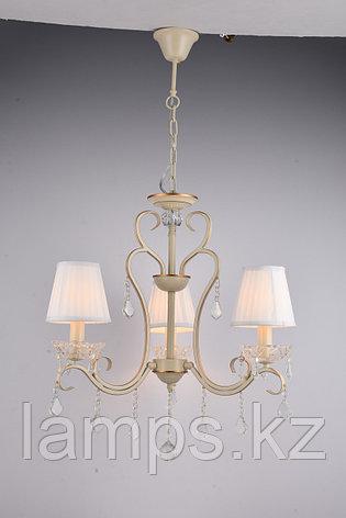 Люстра подвесная MD96406/3 White+Gold , фото 2