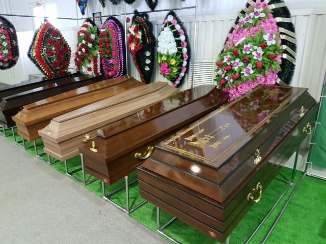Виды деревянных гробов
