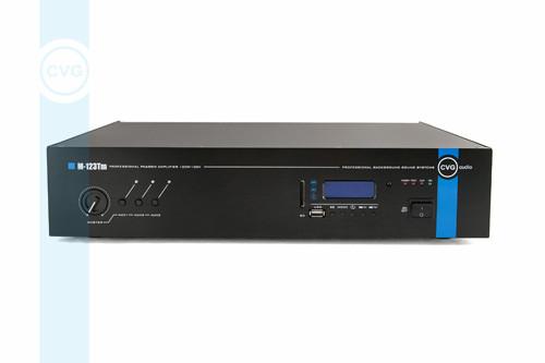 Трансляционный микшер-усилитель CVGaudio M-123Tm для систем Public Address