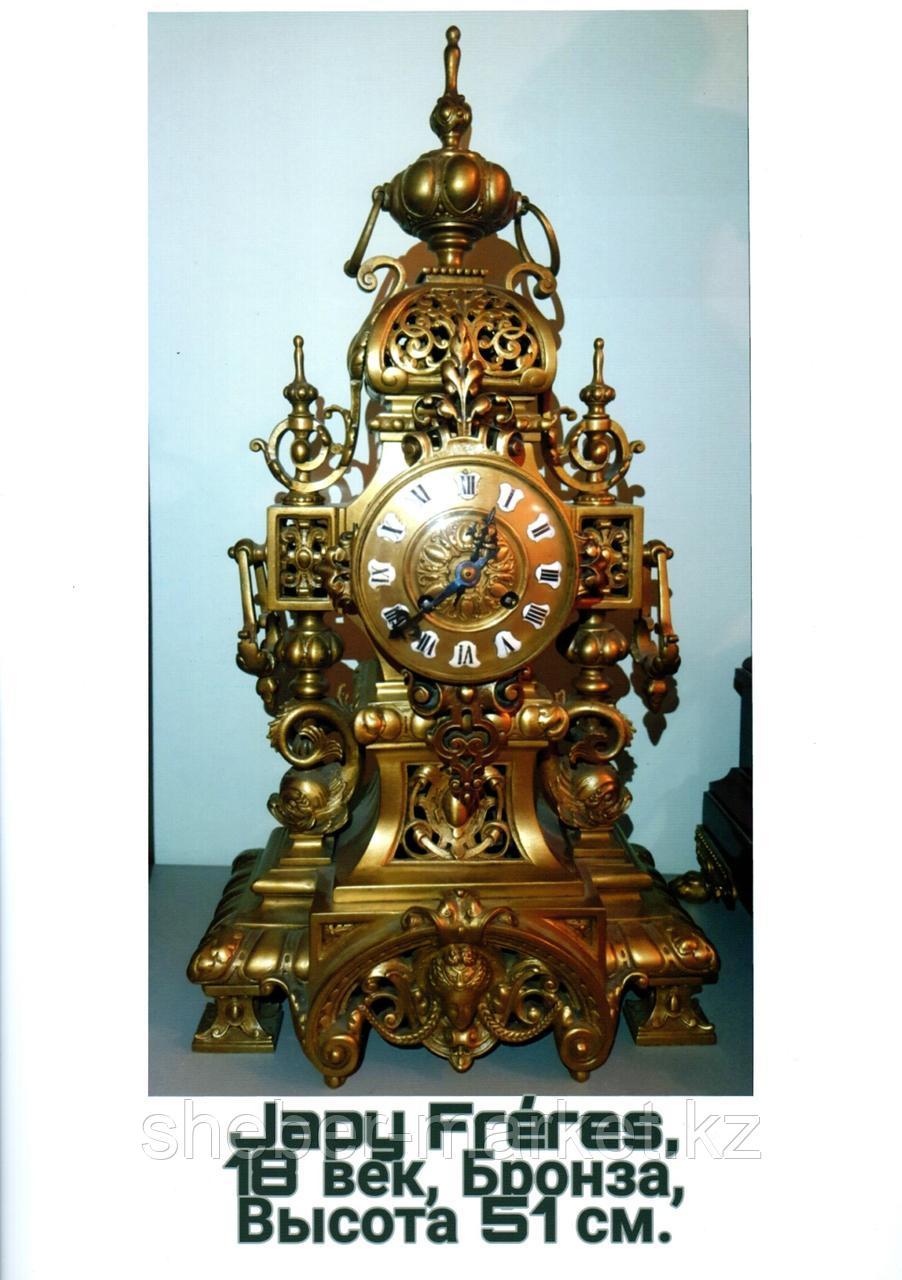Часы антикварные - фото 4