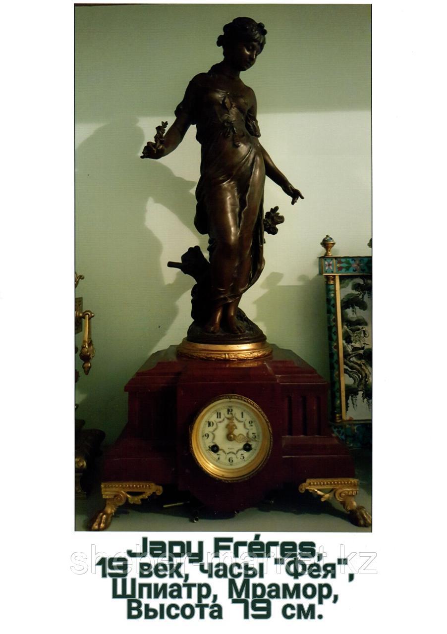 Часы антикварные - фото 5