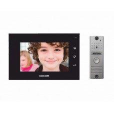 KCV-A374B+KC-MC20 Kocom комплект видеодомофона