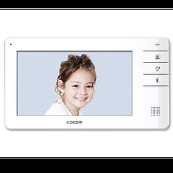 KCV-S701EB + KC-S81M Kocom комплект видеодомофона