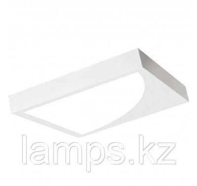Настенно-потолочный светильник OPALLED PLANET WH 600x600