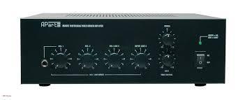 Трансляционный микшер-усилитель Apart MA65