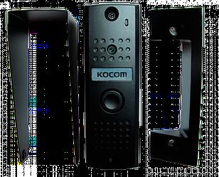 KC-MC20(B) Kocom блок вызова домофона (узкая, черная)