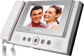 KCV-802R Kocom монитор домофона