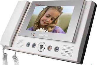 KCV-801R Kocom монитор домофона