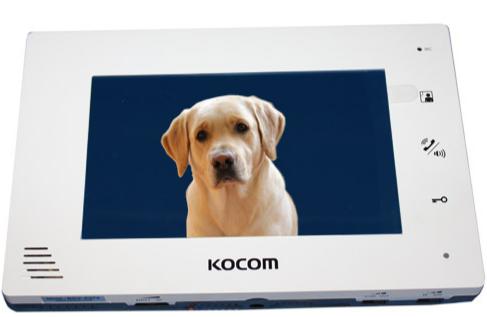 KCV-A374(W) Kocom монитор домофона