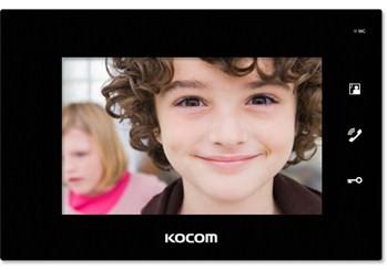 KVR-A510 Black Kocom монитор домофона