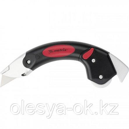 Нож для напольных покрытий и мягкой кровли. MATRIX 78979, фото 2