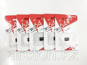 Флеш карта памяти MicroSD GB 64