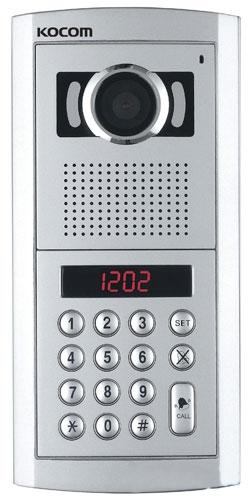 KLP- 100 Kocom блок вызова домофона