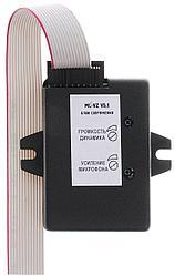 MC-VIZIT Модуль сопряжения с координатными подъездными домофонами