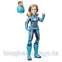 Капитан Марвел фигурка Captain Marvel Starforce