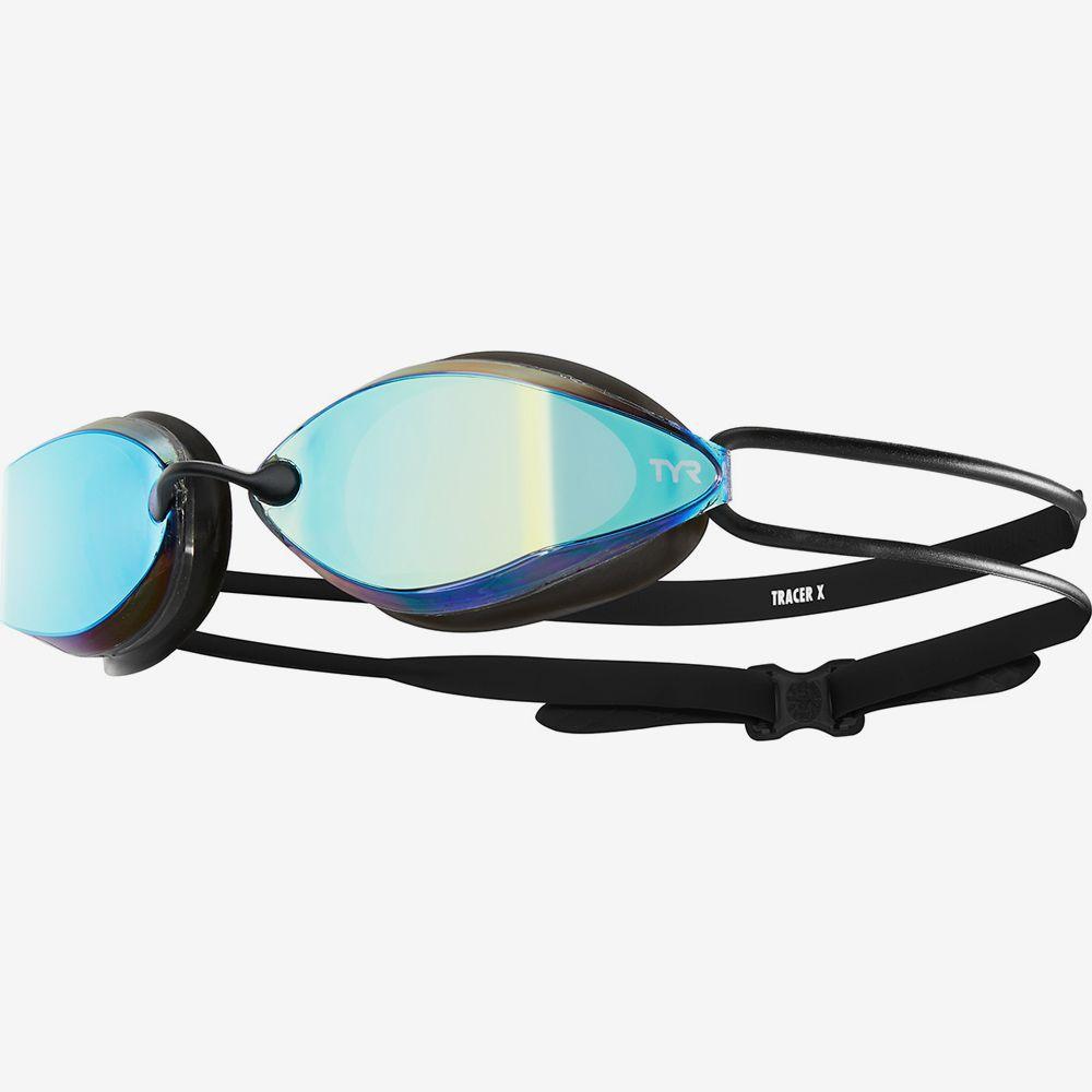 Очки для плавания TYR Tracer-X Racing Mirrored 751