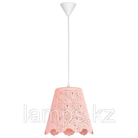 Люстра подвесная (ISILDAR) Розовый, фото 2