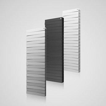 Радиатор биметаллический ROYAL Thermo PianoForte Tower 22 секции, фото 2