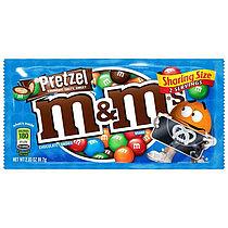 Шоколадное драже M&M's Pretzel 80,2 гр